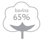 65% bavlna