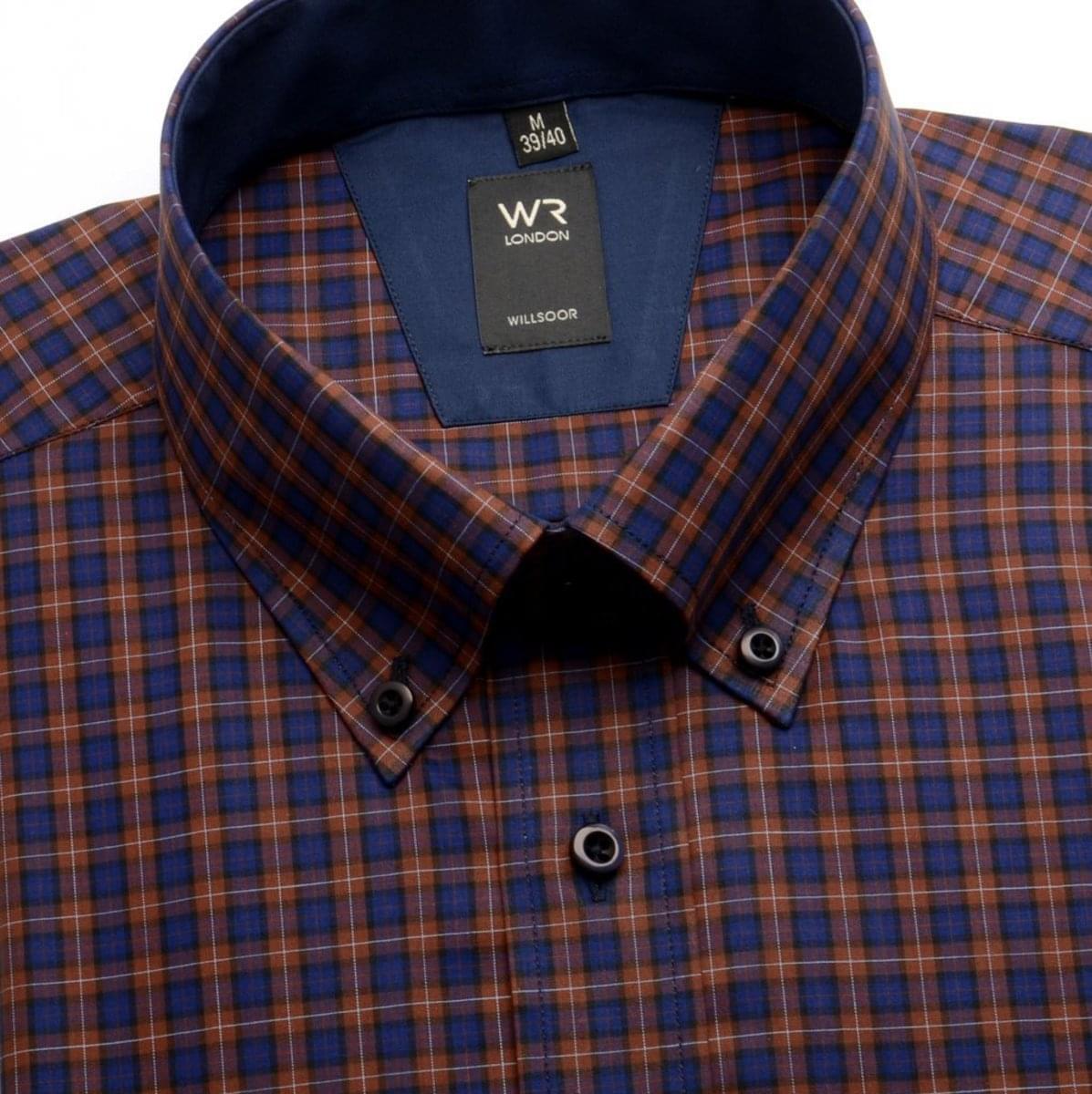 Willsoor Pánska košeľa WR London (výška 164-170) 1628 164-170 / L (41/42)