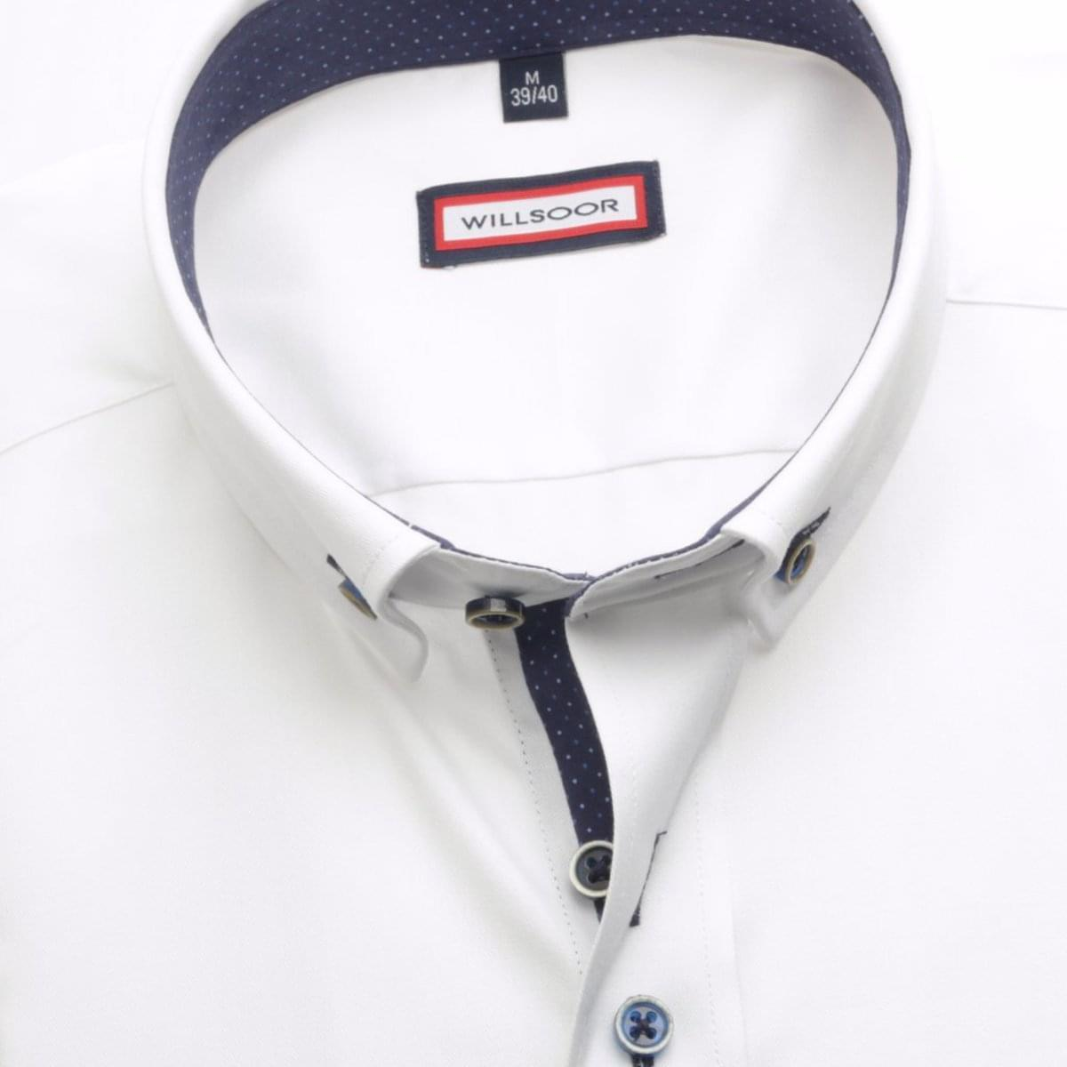 Pánska košele WR Slim Fit (výška 176-182) 5328 176-182 / XL (43/44)