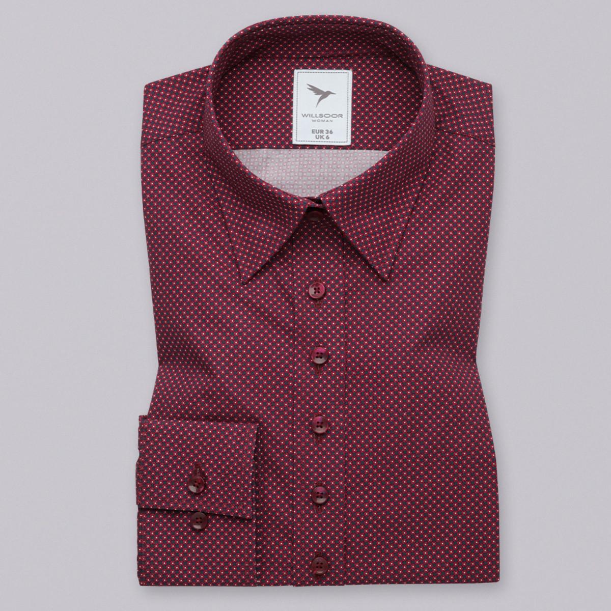Dámska košeľa Willsoor 10622 36