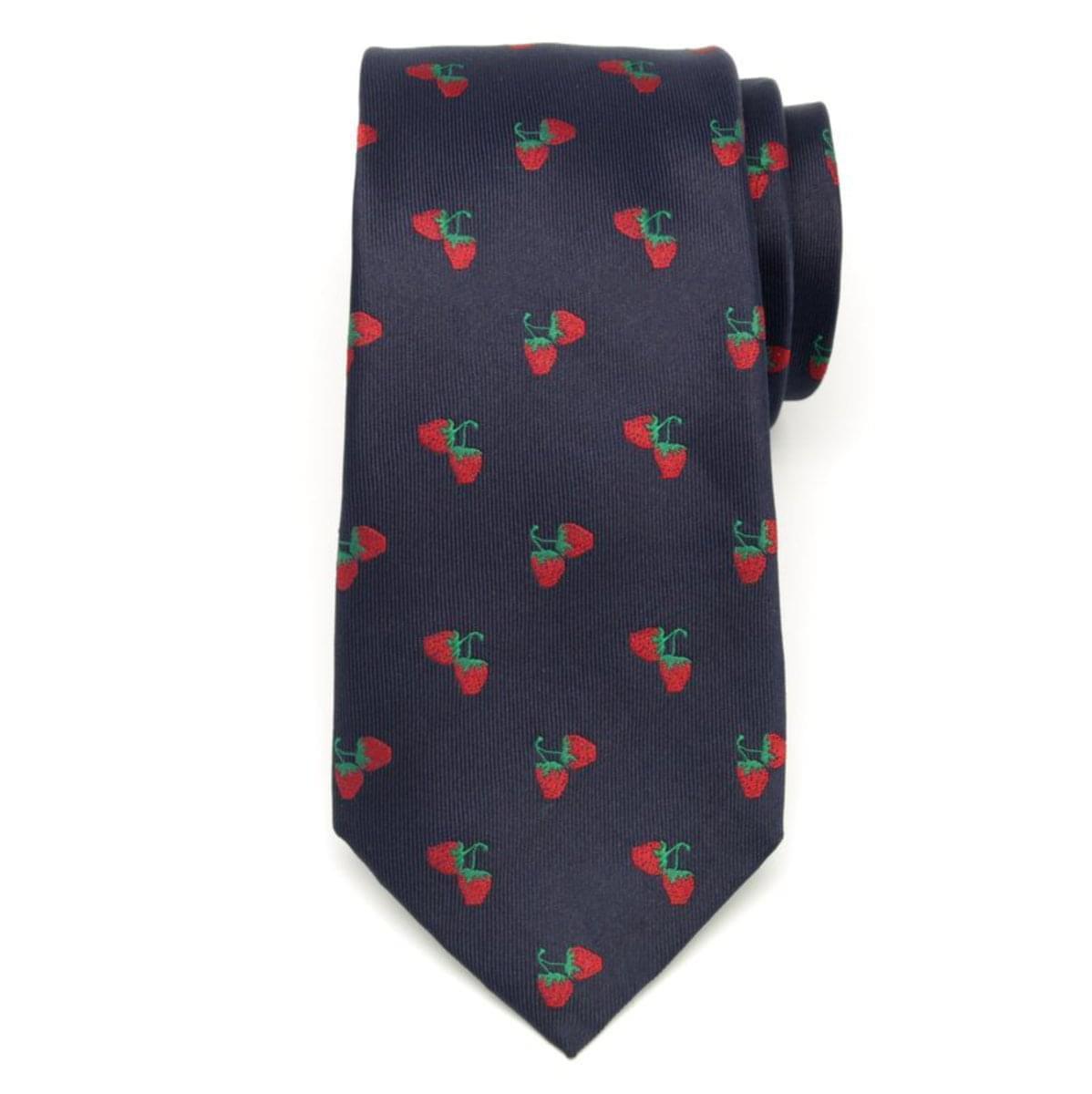 Pánska klasická kravata (vzor 349) 7164 z hodváb