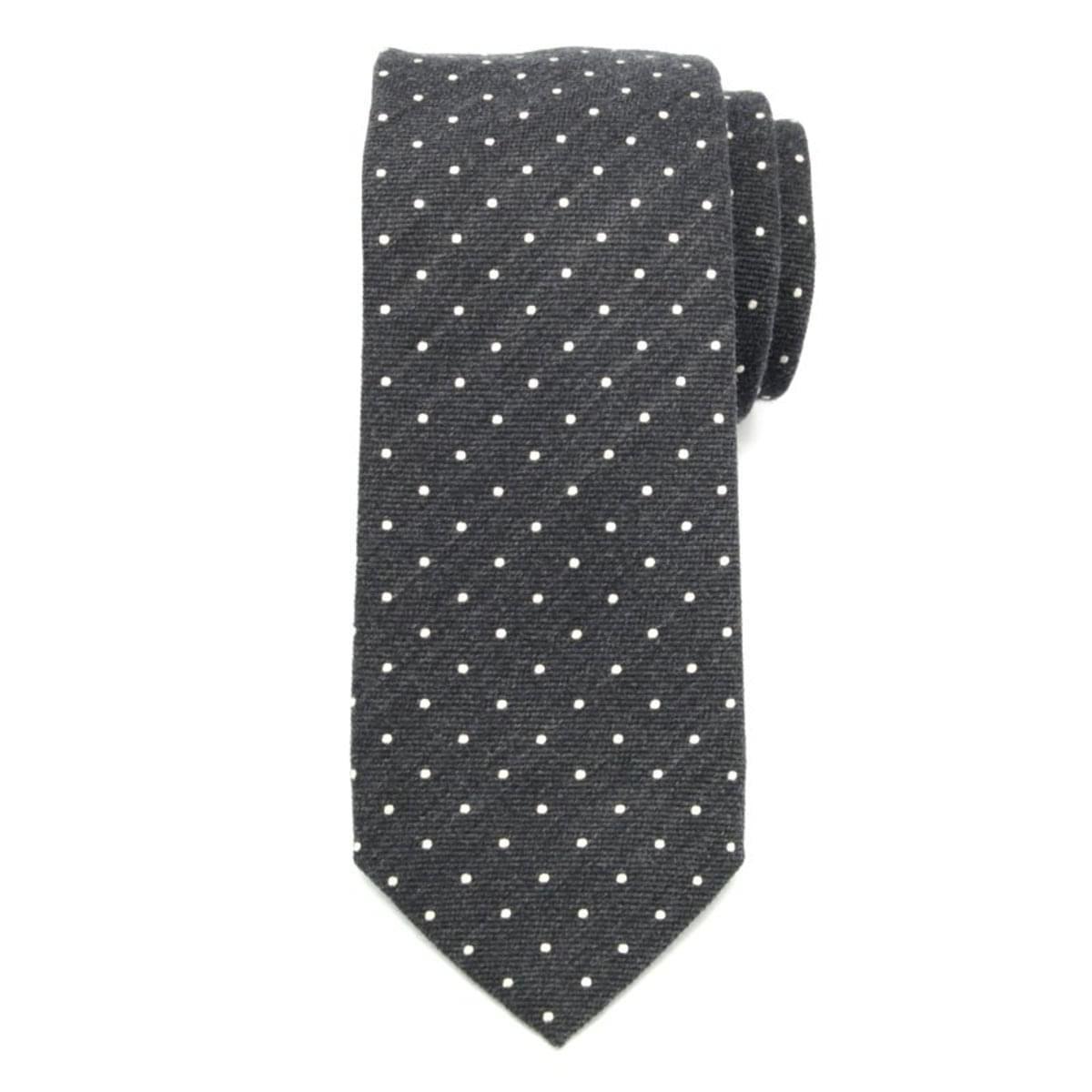 Pánska klasická kravata (vzor 354) 7169 zo zmesi vlny a hodváb