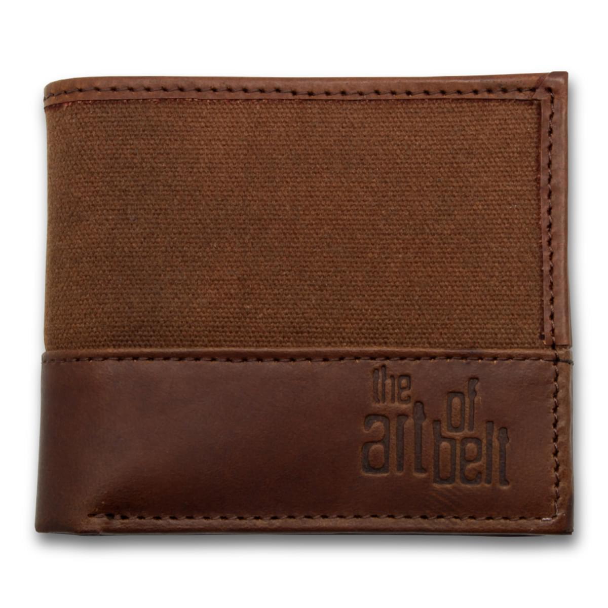 Pánska kožená peňaženka 8205
