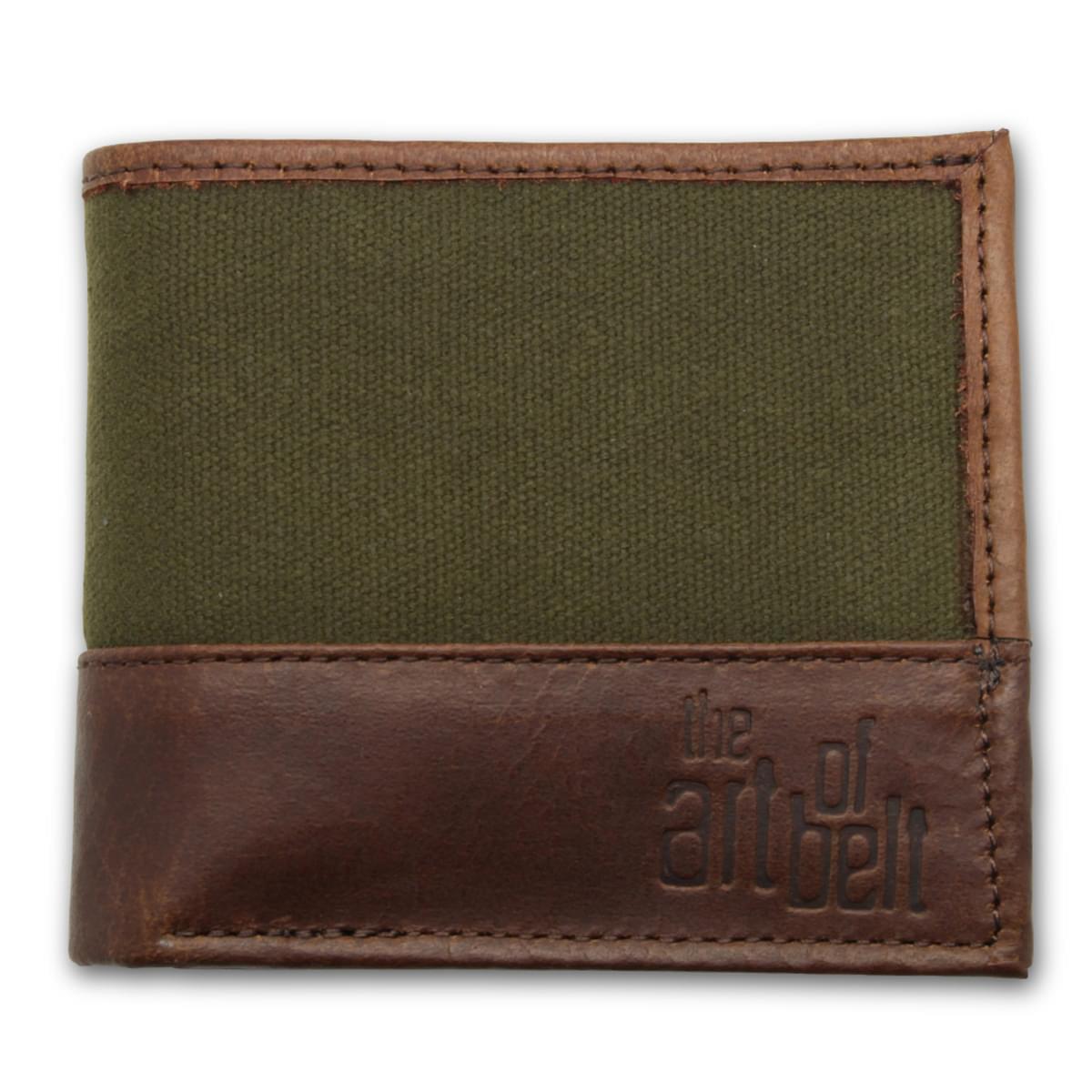 Pánska kožená peňaženka 8207