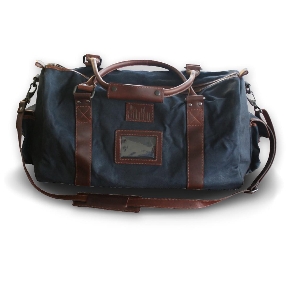 Kožená kabelka na rameno 8212