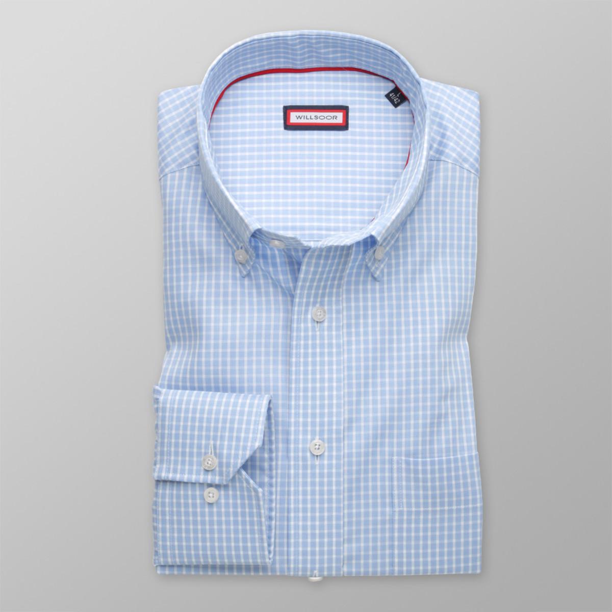 Pánska klasická košeľa Classic (výška188-194) 8789 188-194 / XL (43/44)