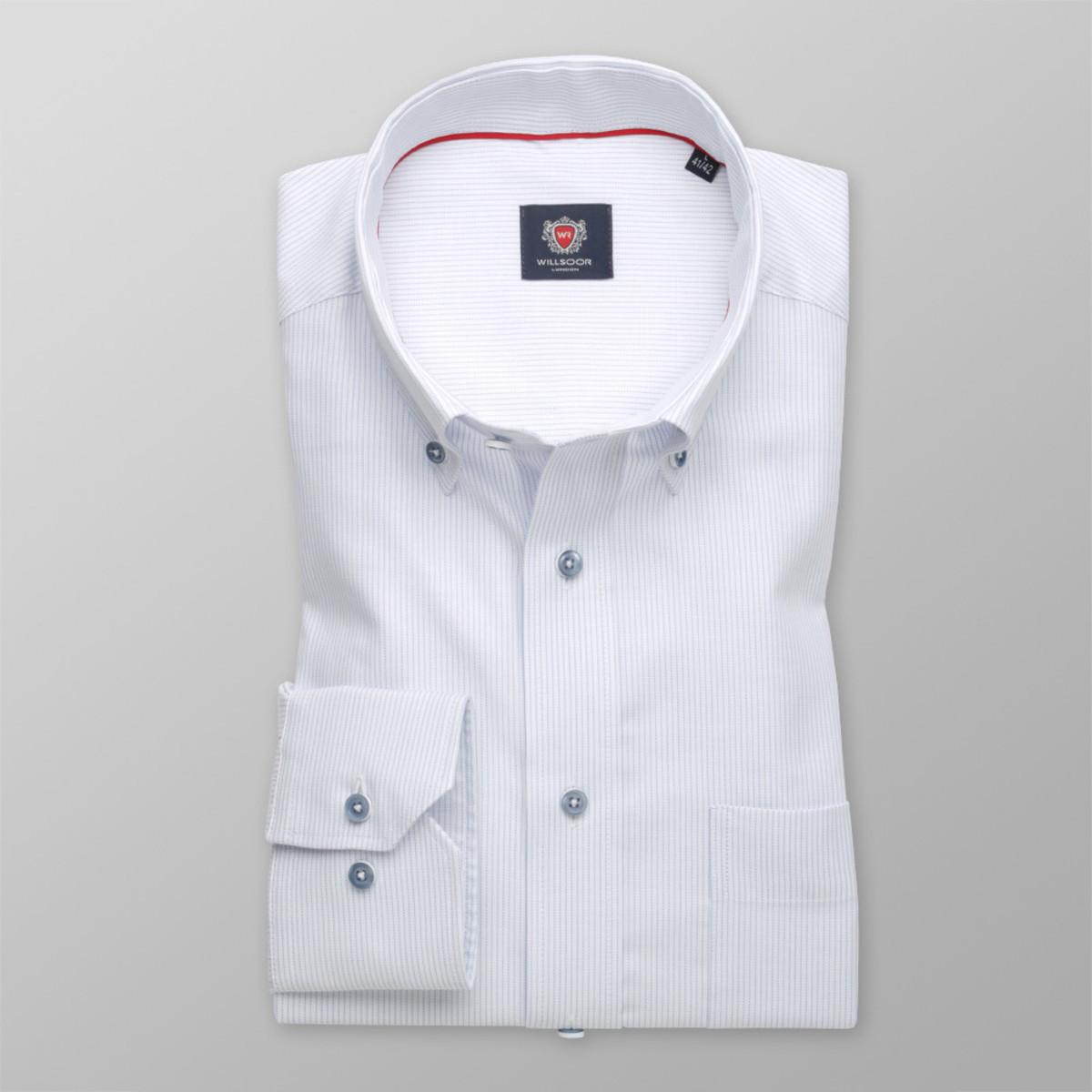 Pánska klasická košeľa London (výška 176-182) 8791 176-182 / XL (43/44)