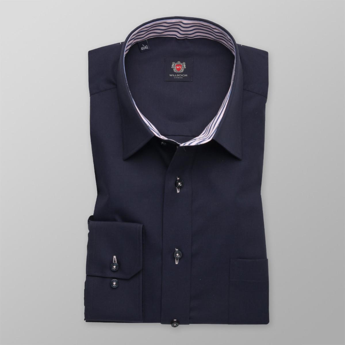 Pánska klasická košeľa London (výška 176-182 a 188-194) 8845 176-182 / XXL (45/46)