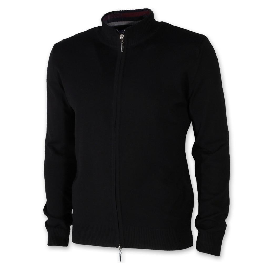 Pánska mikina čierna 10532 L