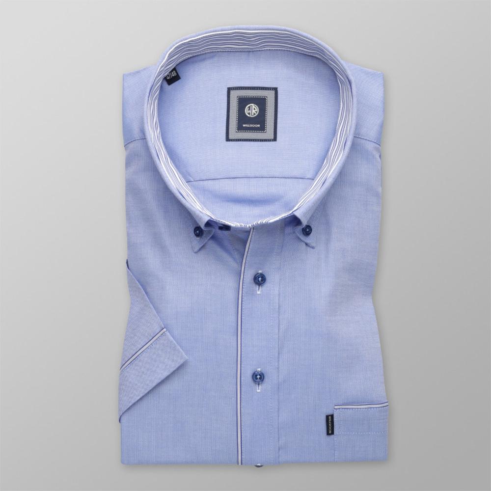 424493f04b86 Košeľa klasická svetlo modrej farby (výška 176 - 182) 10703 - Košele ...