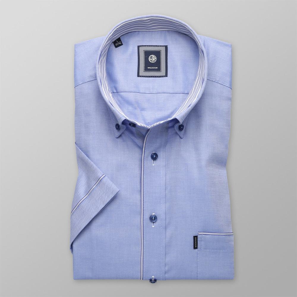 0259829330d1 Košeľa Slim Fit svetlo modrej farby (výška 176 - 182) 10704 - Košele ...