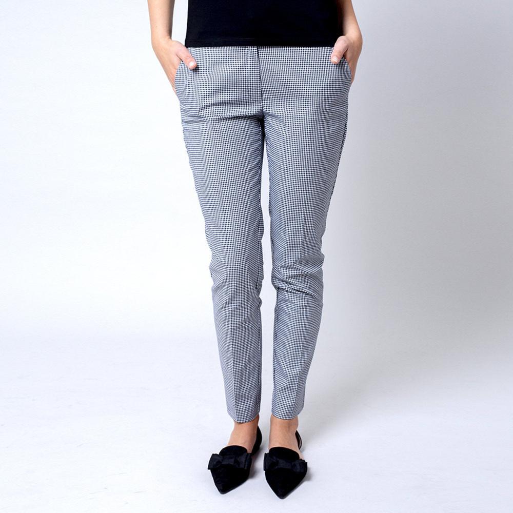 Spoločenské nohavice so vzorom pepito 10972 40