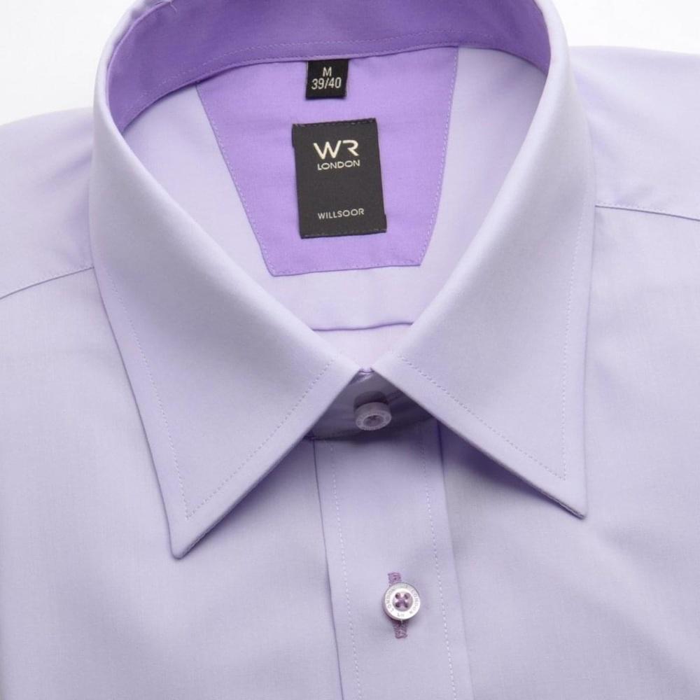 Willsoor Pánska košeľa WR London (výška 164-170) 1592 164-170 / S (37/38)