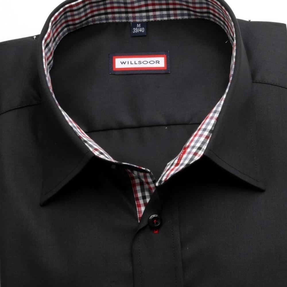 Willsoor Pánska košeľa WR Slim Fit (výška 176-182) 1931 176-182 / XL (43/44)