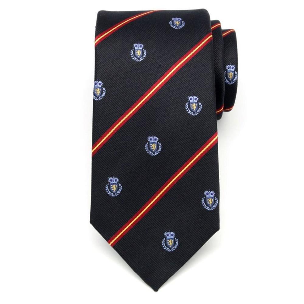 Pánska hodvábna kravata (vzor 296) 4619