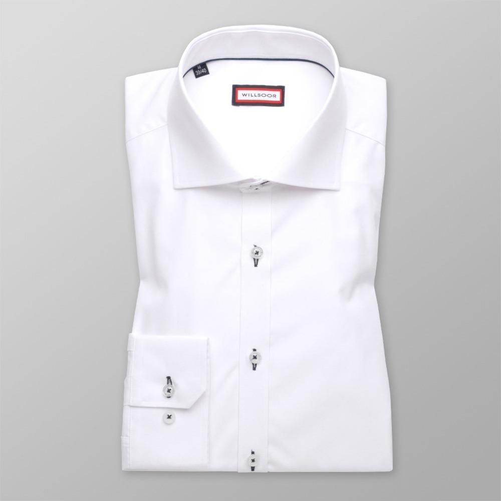 5aa249f50a8d Košeľa Extra Slim Fit (výška 176-182 i 188-194) 9185 - Košele Willsoor