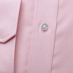 9e52ea2b0b96 Košeľa London ružový kockovaný vzor (výška 176 - 182) 10467 - Košele ...
