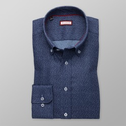 4875f96f3 Pánska košeľa Slim Fit (výška 176-182) 8762 - Košele Willsoor