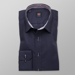 Pánska slim fit košeľa London (výška 176-182 a 188-194) 8844, Willsoor