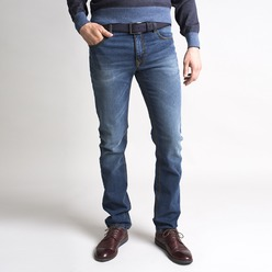 Pánske rifle Willsoor Denim 9331